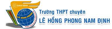 Trường THPT chuyên Lê Hồng Phong Nam Định