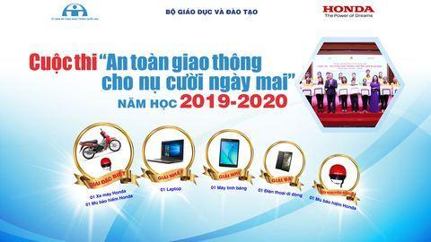 """Điều chỉnh thời gian triển khai cuộc thi """"ATGT cho nụ cười ngày mai"""" năm học 2019-2020"""