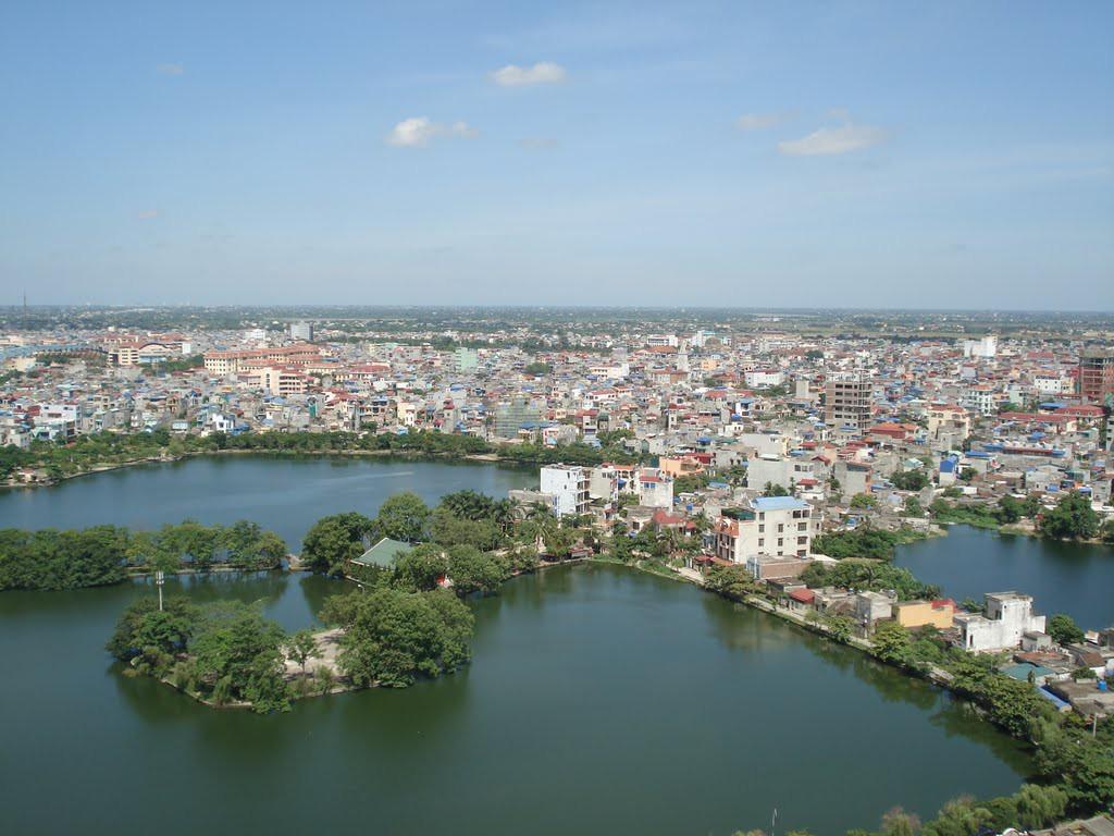 Phê duyệt điều chỉnh cục bộ quy hoạch chung thành phố Nam Định đến năm 2025