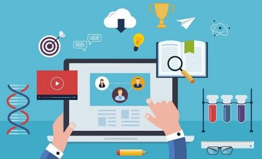 Dạy học kết hợp online và offline – Xa mặt nhưng không cách lòng!
