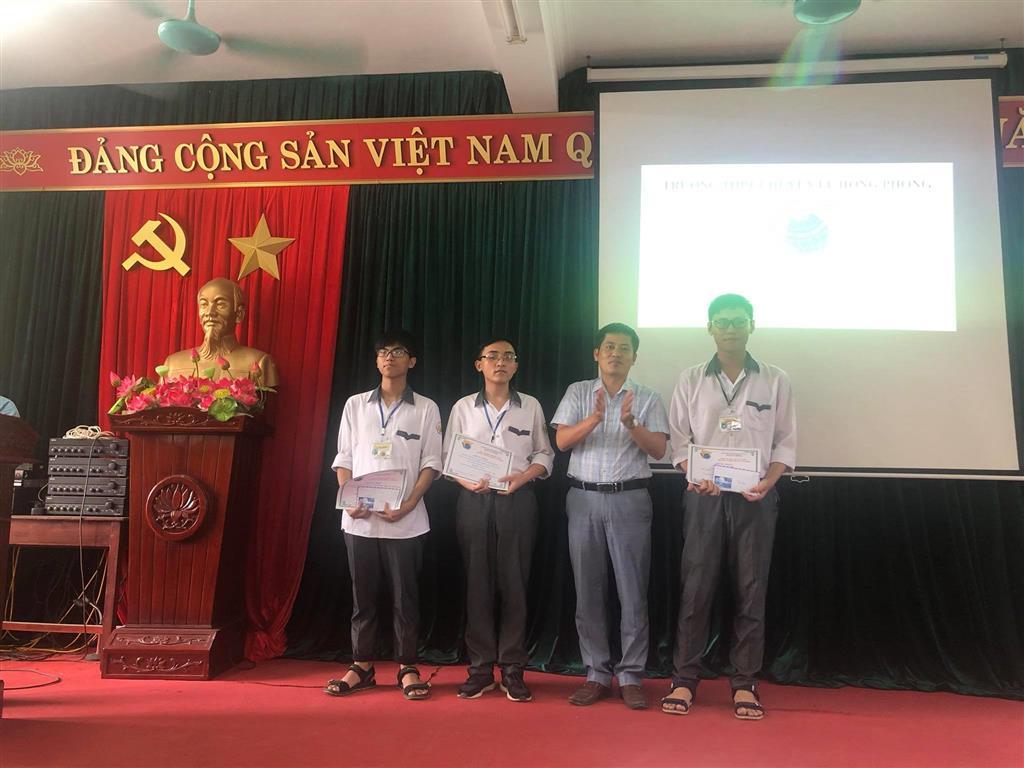 Hội thảo khối chuyên Toán năm học 2019-2020