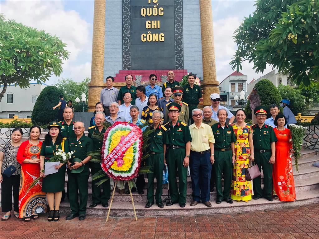 Những hoạt động nghĩa tình kỉ niệm 73 năm ngày Thương binh - Liệt sĩ