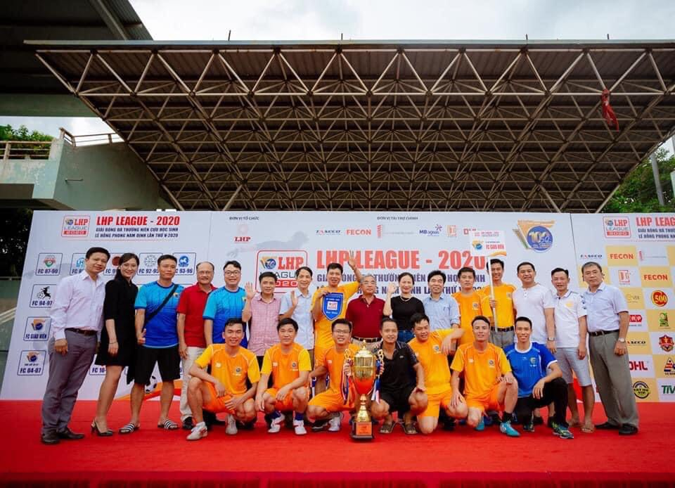 Khai mạc giải LHP League 2020