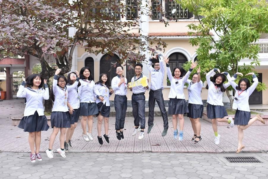 Dấu ấn hoạt động Đoàn trường THPT chuyên Lê Hồng Phong năm học 2019 - 2020