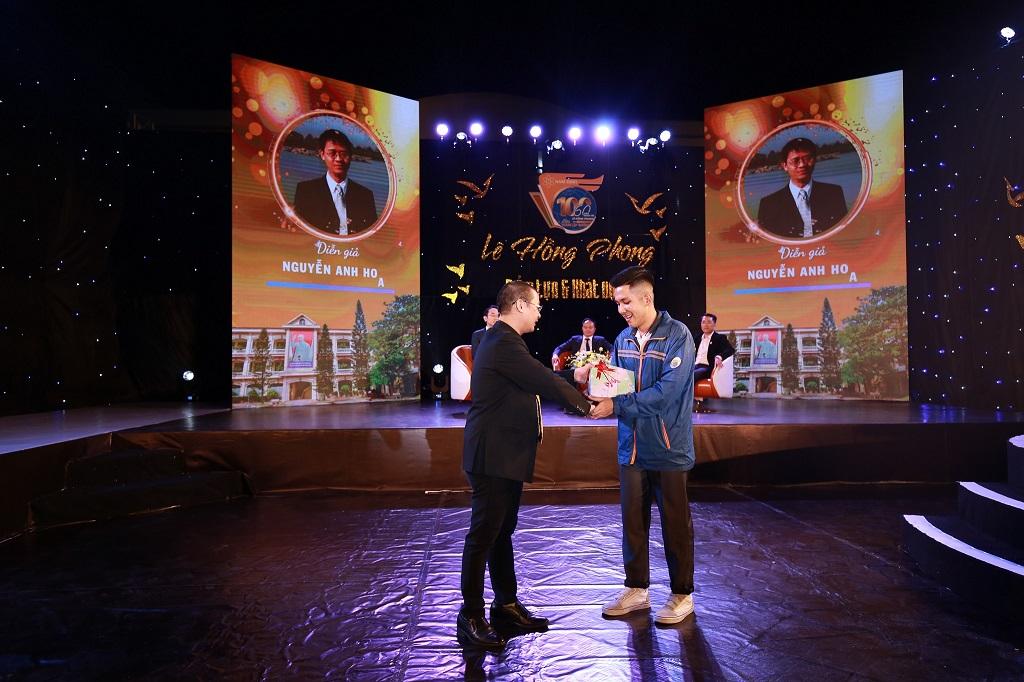 Nguyễn Anh Hoa - Người leo núi bền bỉ