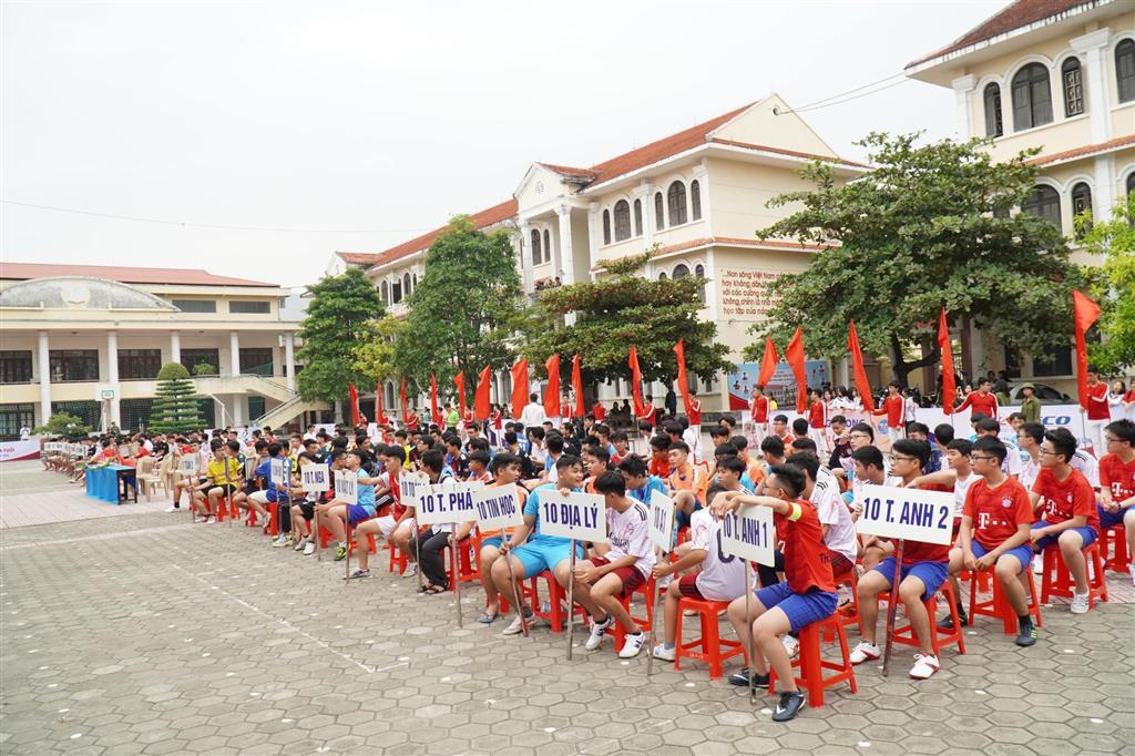 [CLB Thể thao] Tổng kết những hoạt động nổi bật trong học kì I, năm học 2020-2021