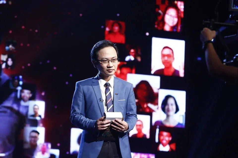 Về một nhà báo – Cựu học sinh Lê Hồng Phong