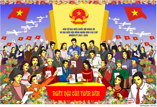 Trường Lê Hồng Phong với Ngày hội non sông