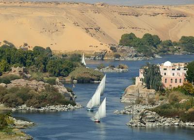 Du lịch đến 7 kỳ quan của Châu Phi