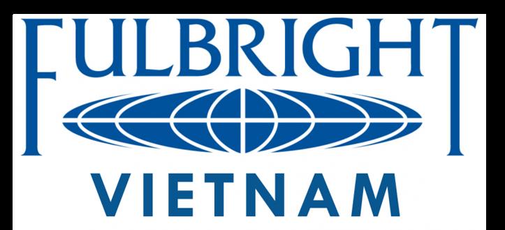 Fulbright Việt Nam -Tuyển sinh không thông qua điểm số