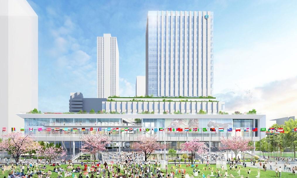 Đại học Quốc tế Tokyo: Chương trình đào tạo bằng tiếng Anh