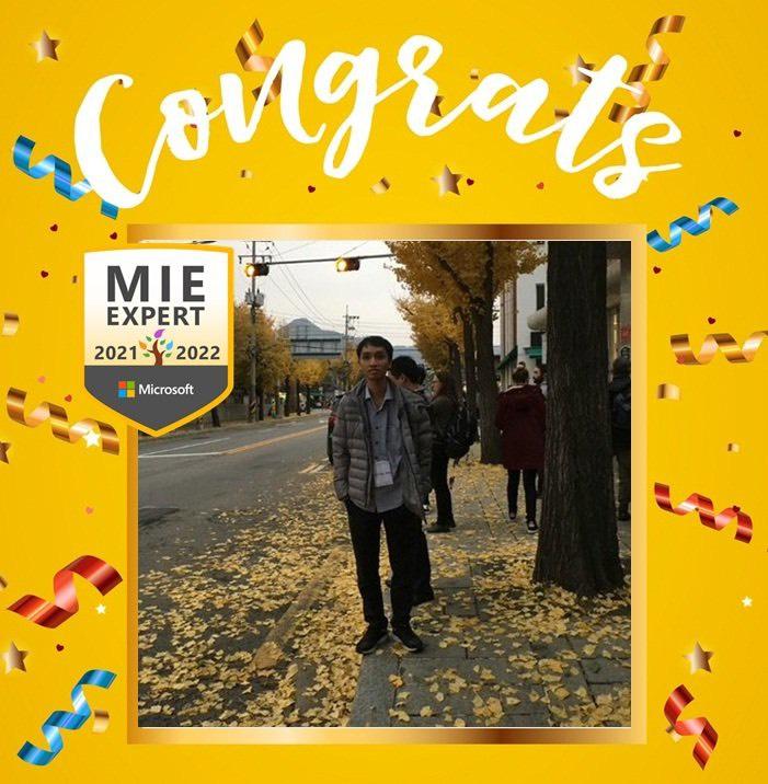 Giáo viên trường THPT chuyên Lê Hồng Phong 3 lần được vinh danh là chuyên gia Giáo dục sáng tạo toàn cầu Microsoft (MIEE)